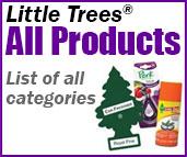 Little Tree Air Fresheners From Car-Freshner