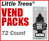 "Little Trees 72 Vend Pack""="
