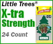 X-tra Strength Large Little Trees