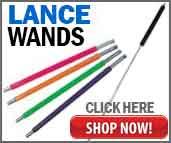 Lance Wands