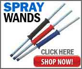 Spray Wands