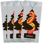Little Trees Air Fresheners - Energy - 72 Pouch Pack