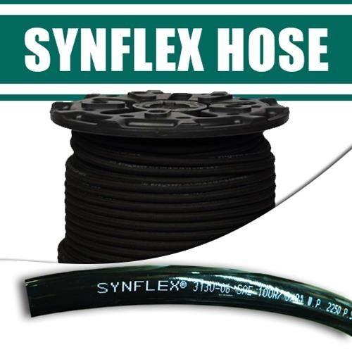 """Brand New Dynaflex 1//4 x 144/"""" Hydralic Hose"""