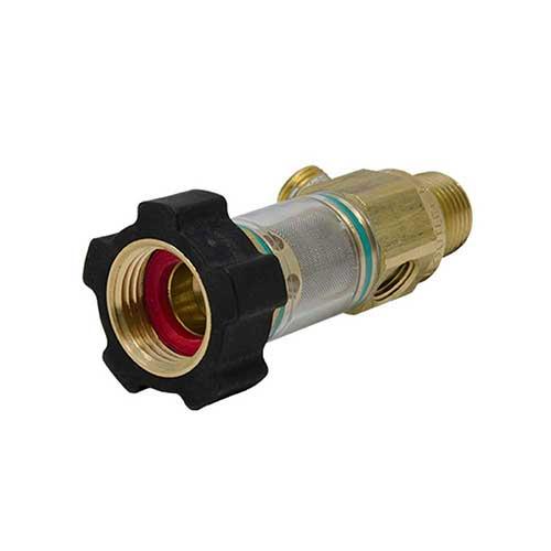 150 Maximum psi 8.0 GPM General Pump 100651 DuraView Inlet Filter Integrated Garden Hose Nut