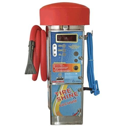 car wash vacuum coin vault