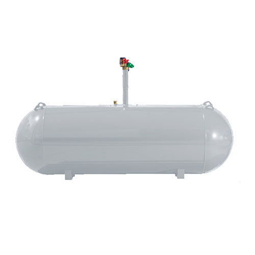500 Gallon Below Ground Propane Tank - ASME