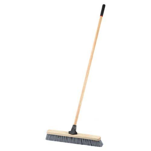 Harper 1434a 24 Quot Outdoor Push Broom With Unbreakable