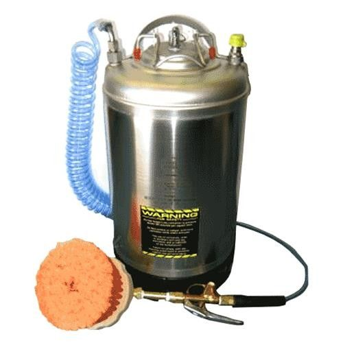 Pds Rechargeable Tire Dressing System Spraying Tanks