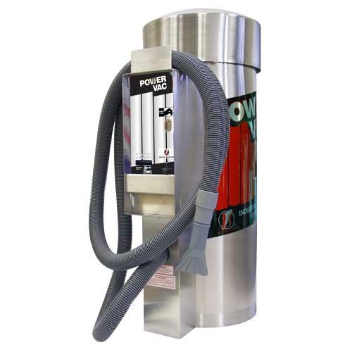 Car Wash Vacuum Systems : Ginsan ivs power vac car wash vacuum system