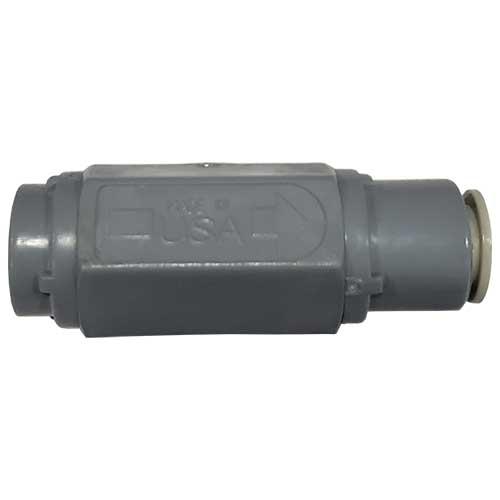 "RECTUS SERIES 26 Manchons 3//8/"" Bspp Fem Plug laiton Unplated 3-00877"