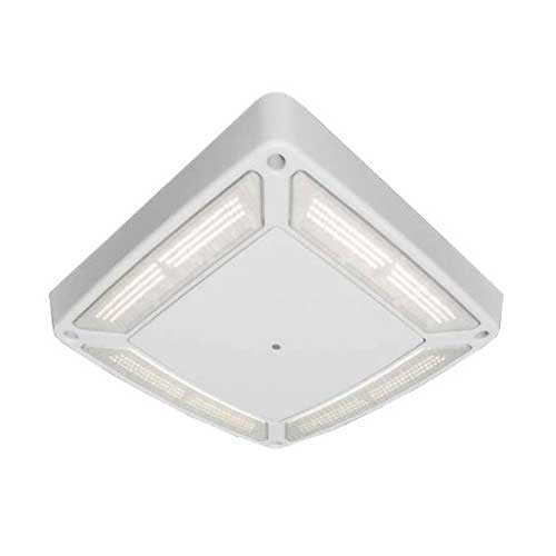 Lsi Industries 673399 Scottsdale Vertex 103 Watt White Led Canopy Fixture 15 000 Lumens