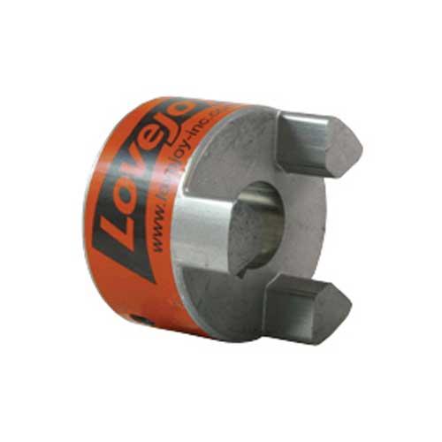 1-3//4 x 7//8 Keyway 6.03 Length Through Bore 10.24 OD Lovejoy 69790444621 HERCUFLEX FX Series 44621 FX 5S Steel Rigid Hub 7-1//2 Bore