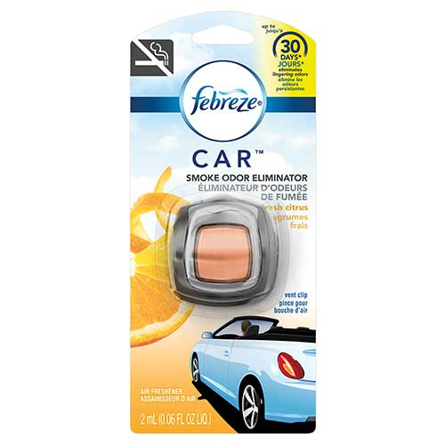 Febreze Car Vent Clips Air Freshener Odor Eliminator New: Wholesale Febreze Car Vent Clip Air Fresheners Smoke Odor