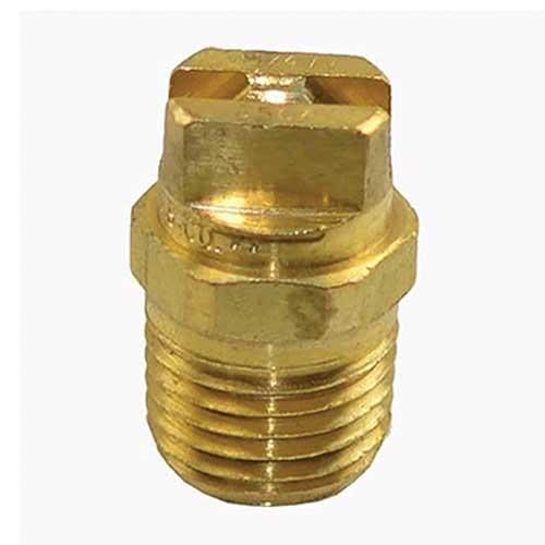 H1 8u 4040 1 8 Quot Veejet Male Brass Tip Spraying Systems
