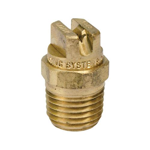 Spraying Systems H1 4vv 8005 Brs 1 4 Quot Vv Male Brass Tip