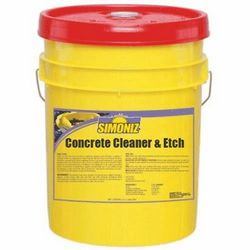 Simoniz concrete cleaner etch kleen rite for Natural concrete cleaner