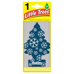 Little Trees 24 Card Packs Ice Blue
