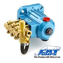 High Temperature Pump 3gpm 2000psi Cat